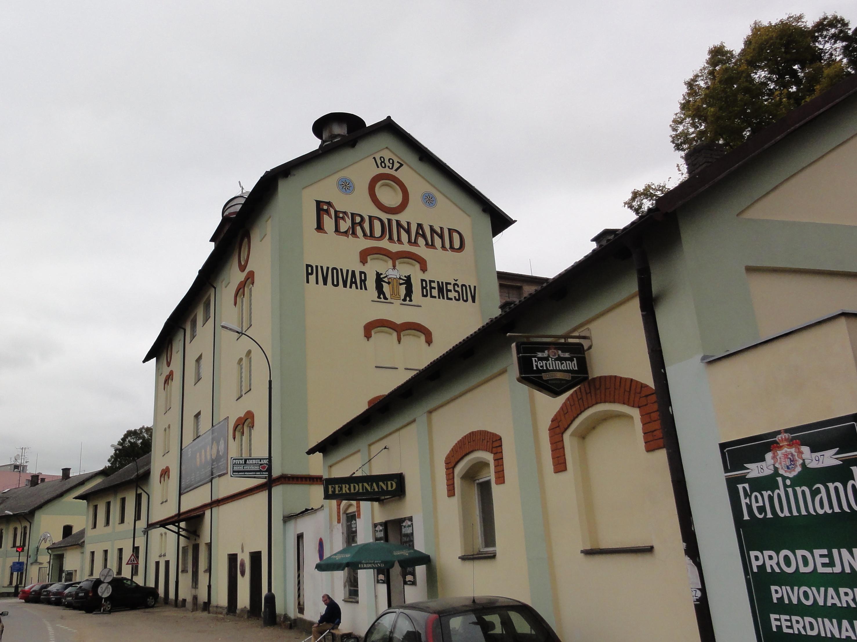 Browar Ferdinand w Benešovie